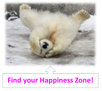Find Your Happiness Zone