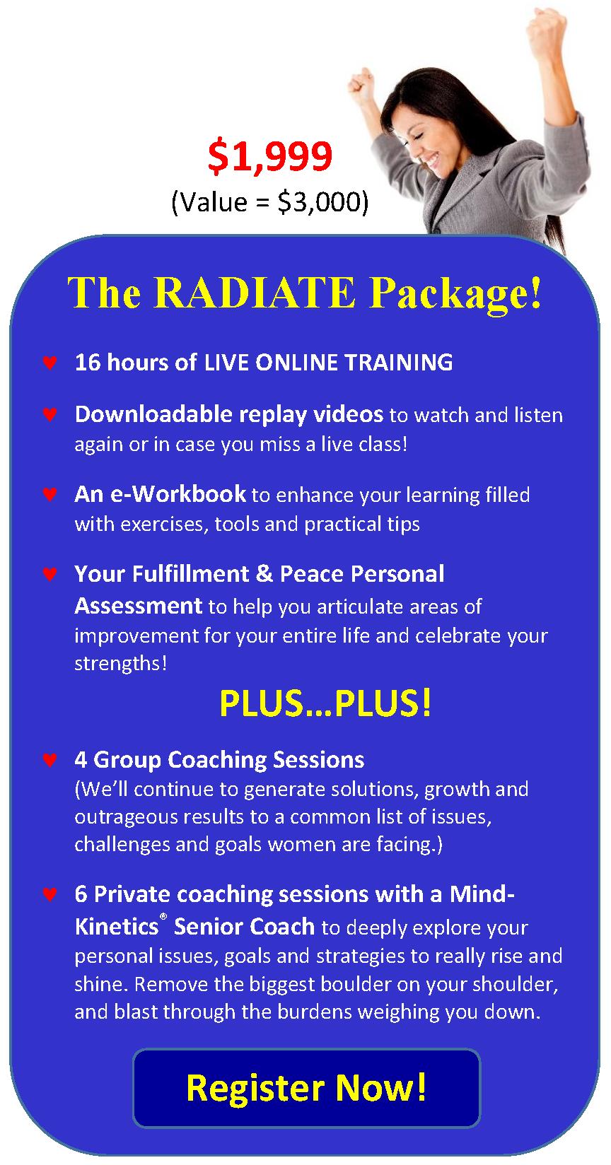 LEAD RADIATE Package